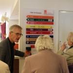 Besuch des Heimbeirat in Haus St. Josef, Wadersloh