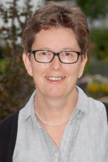 Monika Büker ist die Hausmanagerin der Senioren-WG im Haus Maria. (Foto: SMMP/Beer)